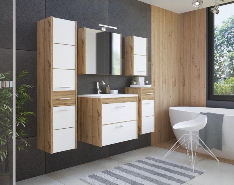 Koupelnová sestava AUSTIN WHITE