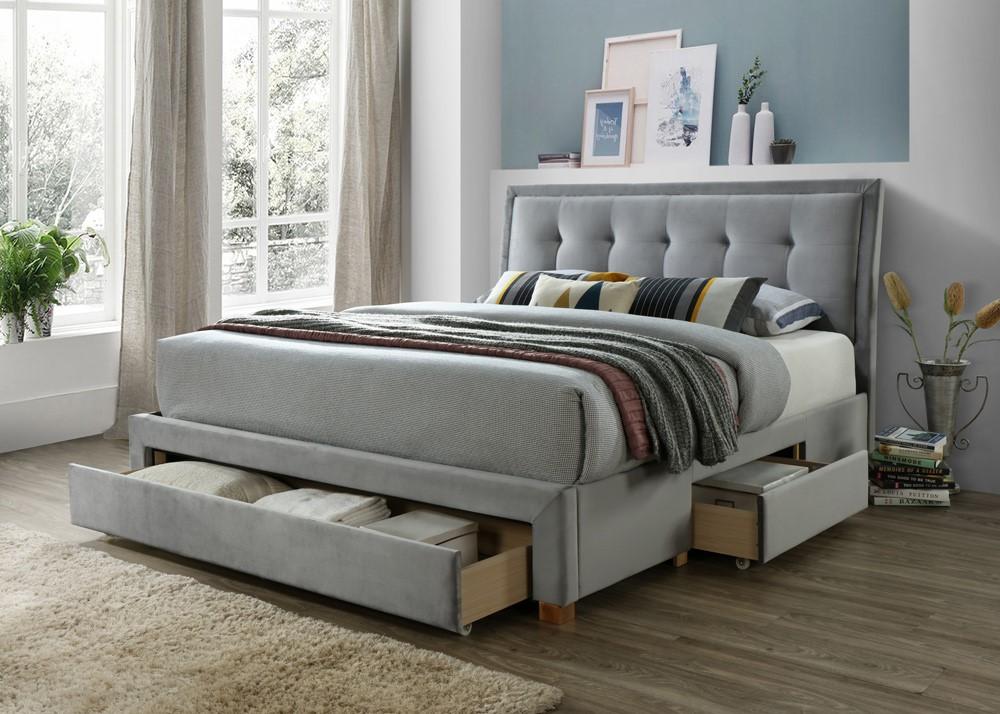 Čalouněná postel OGGA
